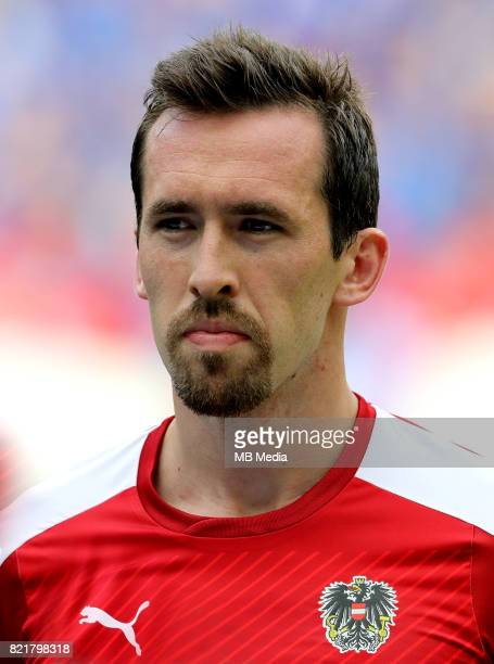 Uefa World Cup Fifa Russia 2018 Qualifier / 'nAustria National Team Preview Set 'nChristian Fuchs