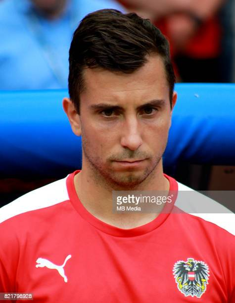 Uefa World Cup Fifa Russia 2018 Qualifier / 'nAustria National Team Preview Set 'nMarkus Suttner