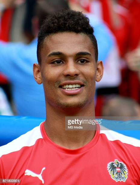 Uefa World Cup Fifa Russia 2018 Qualifier / 'nAustria National Team Preview Set 'nRubin Okotie