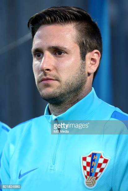 Uefa World Cup Fifa Russia 2018 Qualifier / 'nCroatia National Team Preview Set 'nDuje Cop