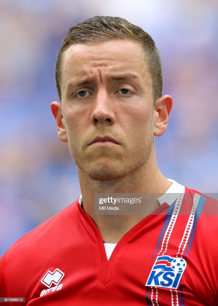 Uefa - World Cup Fifa Russia 2018 Qualifier / 'nIceland National Team - Preview Set - 'nHannes Thor Halldorsson