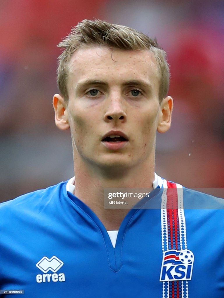 Uefa - World Cup Fifa Russia 2018 Qualifier / 'nIceland National Team - Preview Set - 'nJon Dadi Bodvarsson