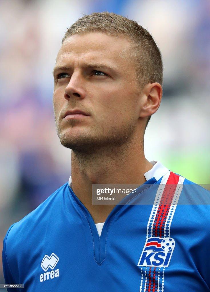 Uefa - World Cup Fifa Russia 2018 Qualifier / 'nIceland National Team - Preview Set - 'nRagnar Sigurdsson