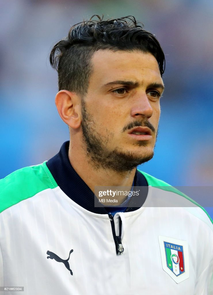 Uefa - World Cup Fifa Russia 2018 Qualifier / 'nItaly National Team - Preview Set - 'nAlessandro Florenzi