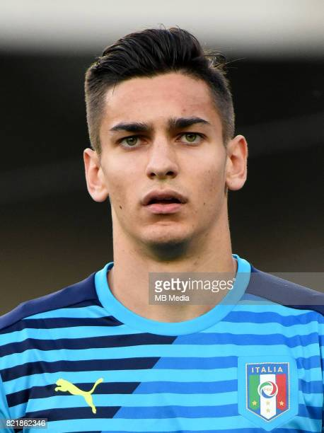Uefa World Cup Fifa Russia 2018 Qualifier / 'nItaly National Team Preview Set 'nAlex Meret
