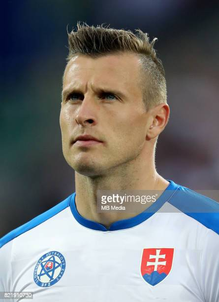 Uefa World Cup Fifa Russia 2018 Qualifier / 'nSlovakia National Team Preview Set 'nJan Durica
