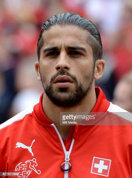 Uefa World Cup Fifa Russia 2018 Qualifier / 'nSwitzerland National Team Preview Set 'nRicardo Rodriguez