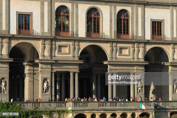 uffizi gallery, florence, italy - lorenzo il magnifico stock pictures, royalty-free photos & images