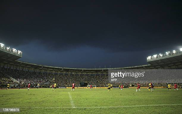 Uganda play against Kenya on October 8 2011 at the Mandela National Stadium of Namboole home of the Ugandan Cranes for a place in the next year's...
