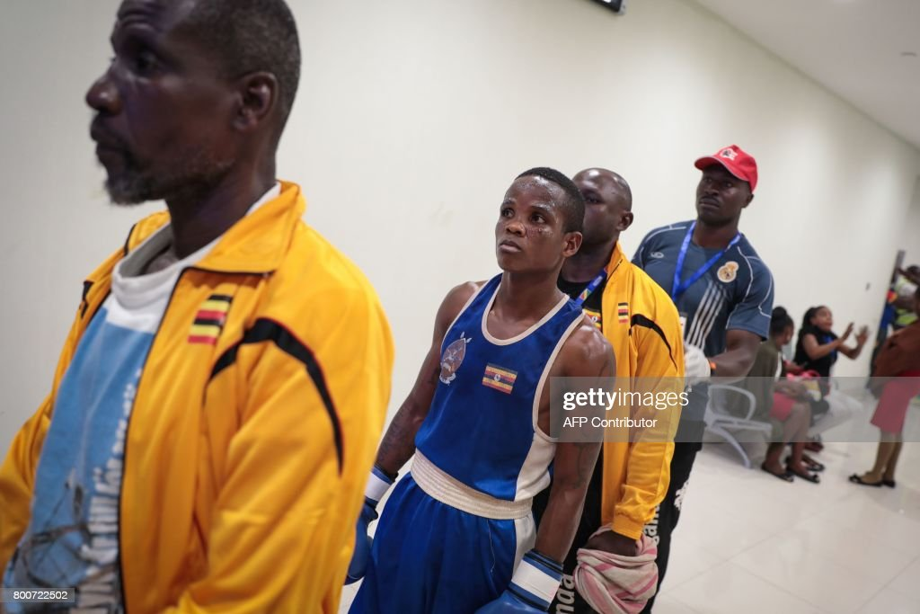 BOXING-CONGO : News Photo