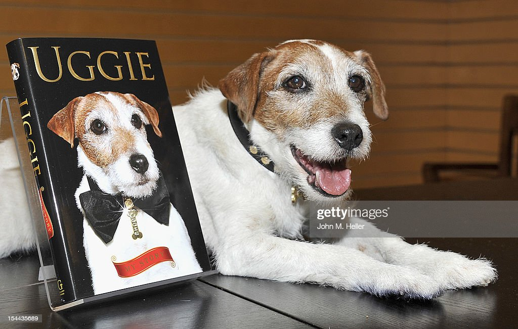 Uggie My Story Book Signing Event Photos And Images Getty Images