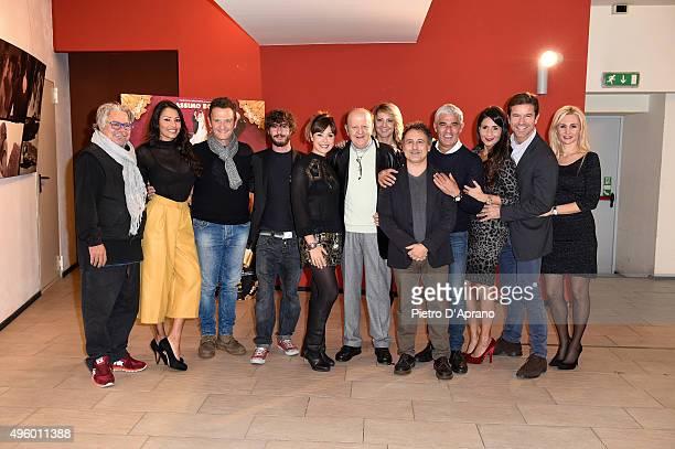 Ugo Conti, Carolina Marconi, Enzo Salvi, Luca Peracino, Fatima Trotta, Massimo Boldi, Debora Villa, Paolo Costella, Biagio Izzo, Barbara Tabita,...