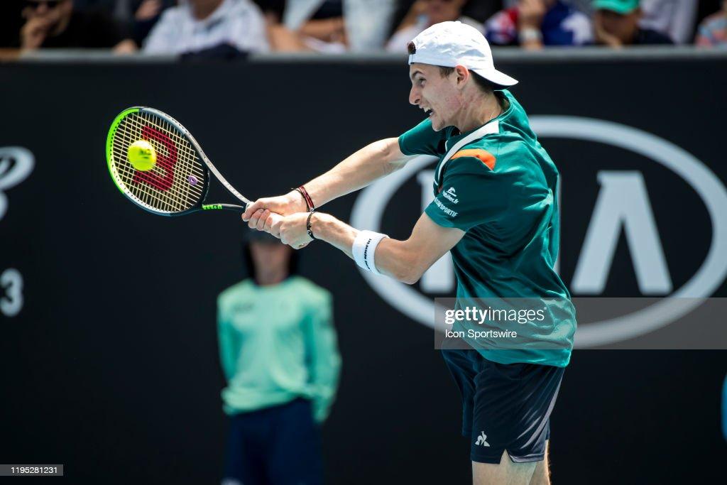 TENNIS: JAN 21 Australian Open : News Photo