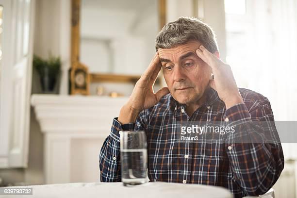 Uh, I have a headache!