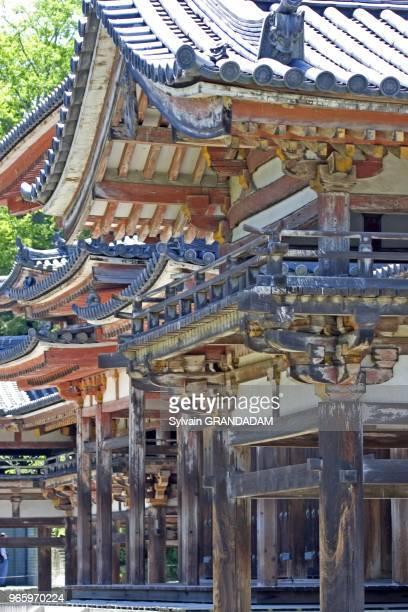 Uji près de Kyoto. Le temple du Biyodo-in Uji près de Kyoto. Le temple du Biyodo-in.