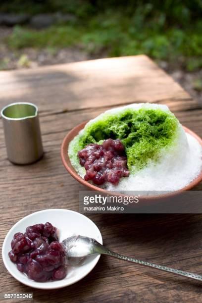 Ujikintoki, Japanese Shaved Ice
