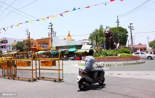 ujjain city in madhya pradesh, india - indore stock photos and pictures