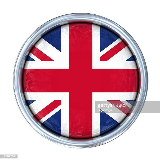 uk flag on button