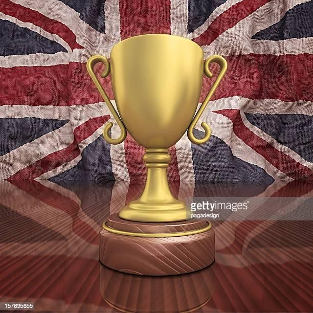 uk gold trophy