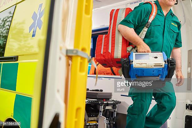 uk paramedic