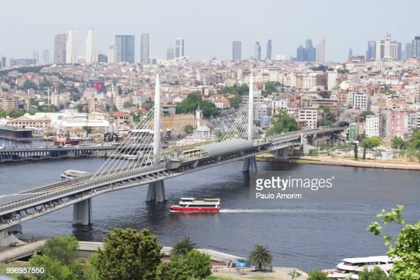 Ukapani Bridge in Istanbul
