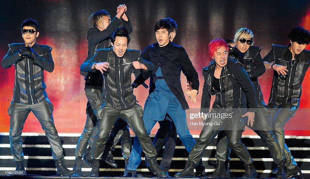2011 Hallyu Dream Concert : News Photo
