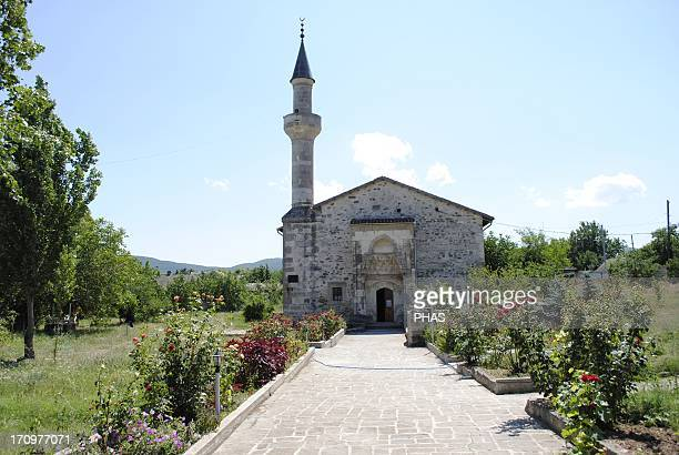 Ukraine Autonomous Republic of Crimea Staryi Krym Ozbek Han Mosque 14th century Exterior