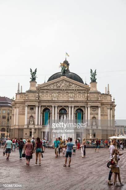 Ukraine, Lviv Academic Opera and Ballet Theatre