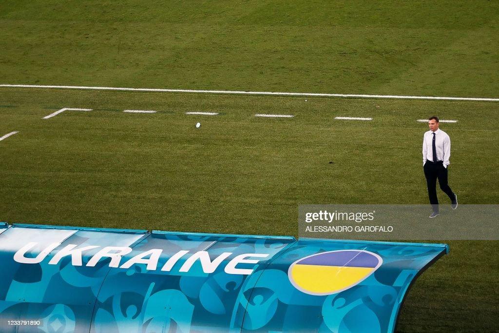 FBL-EURO-2020-2021-MATCH48-UKR-ENG : News Photo