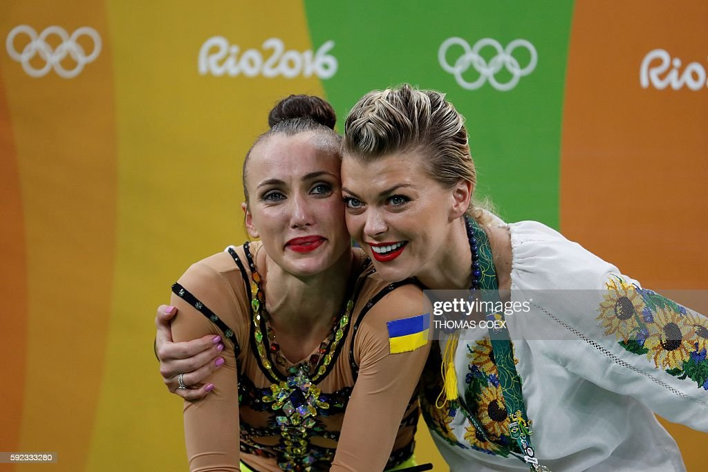 GYMNASTICS-OLY-2016-RIO : News Photo