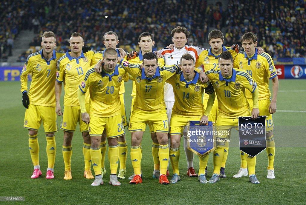 FBL-EURO-2016-UKR-ESP : News Photo