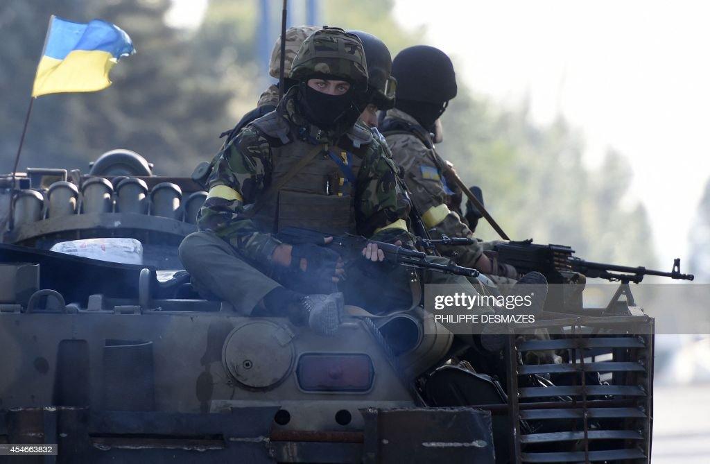 UKRAINE-RUSSIA-CRISIS : Foto di attualità