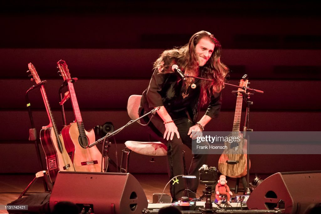DEU: Estas Tonne Performs In Berlin