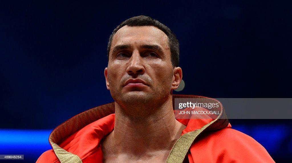 BOX-IBF-WBA-WBO-UKR-BUL-KLITSCHKO-PULEV : News Photo