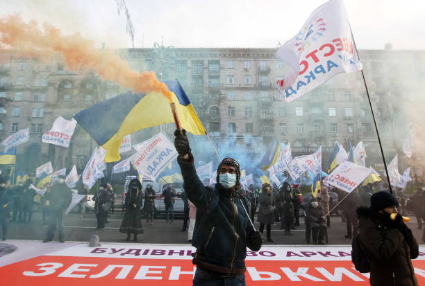 UKR: Investors Demand To Finish Of Construction Of Residential Buildings In Ukraine