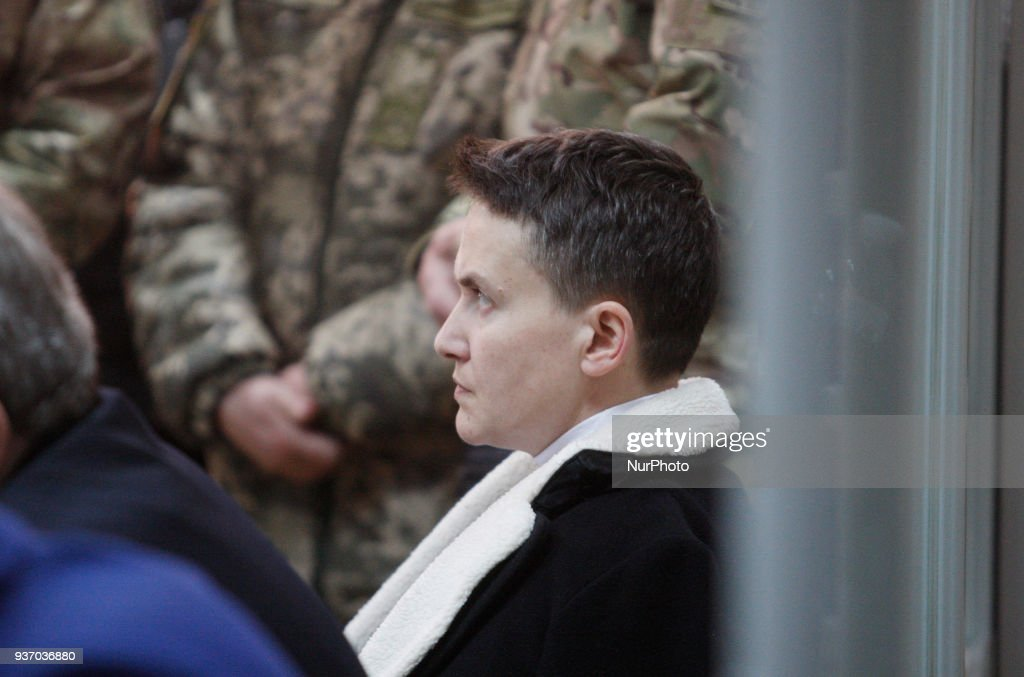 Hero of Ukraine Nadiya Savchenko arrested on coup and terrorism