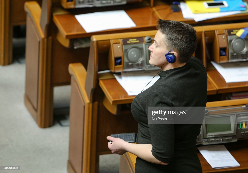 Ukrainian Parliamentarians votes to arrest Savchenko
