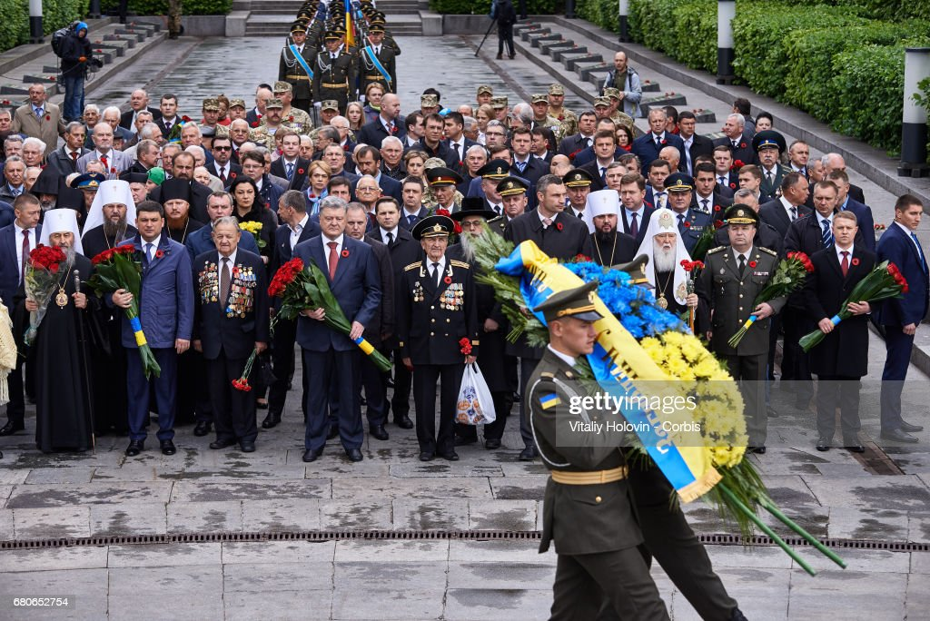 Victory Day Marked As Living Veterans Of WWII Are Honoured