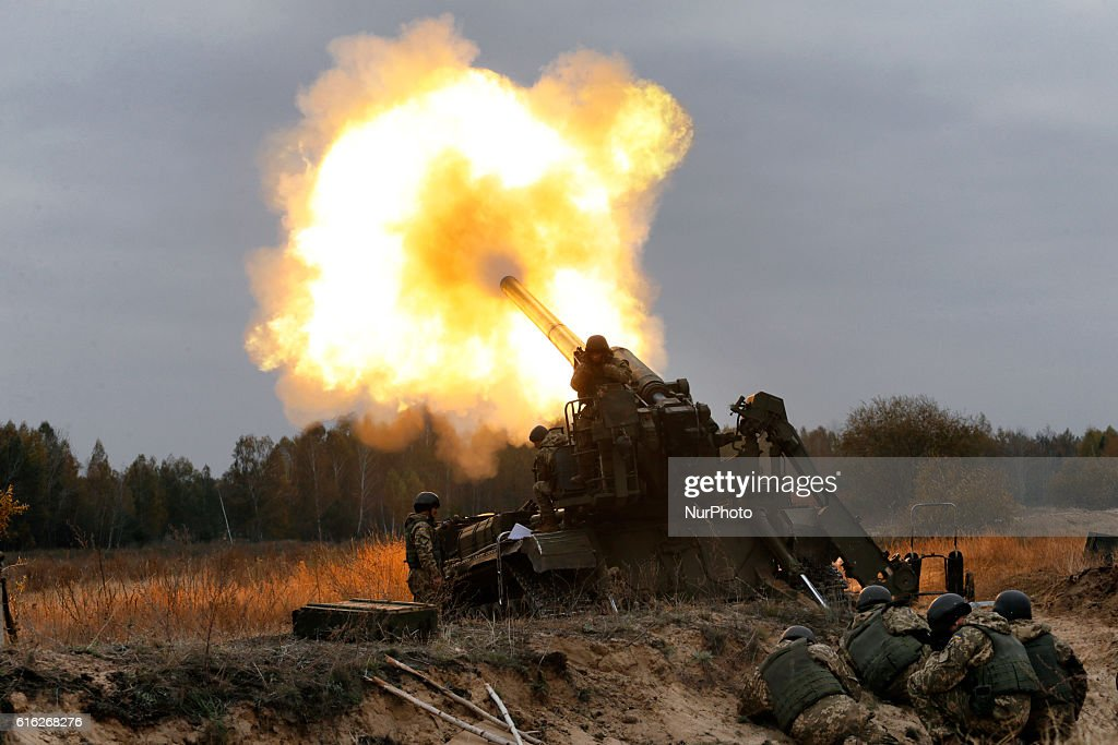 Ukraine Crisis Military Exercises
