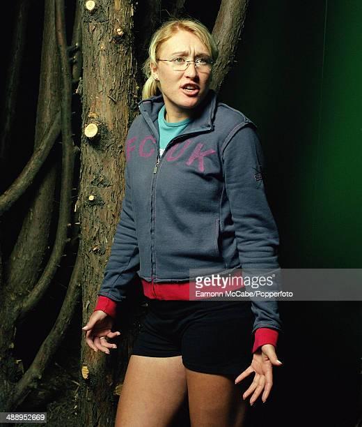 Ukrainian-born British tennis player Elena Baltacha , circa 2010.