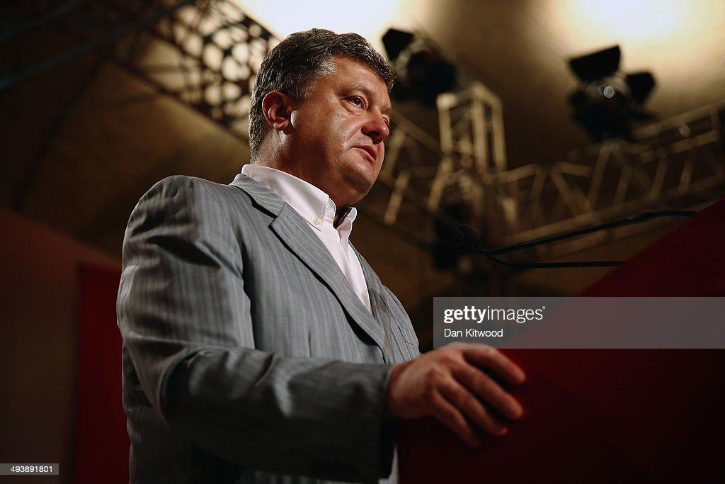 Petro Poroshenko Press Conference