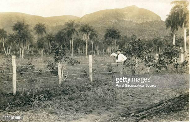 Ukurum near Corumba Brazil 1908 Artist Percy Harrison Fawcett