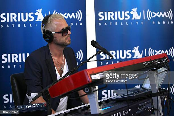 Ulf Ekberg of Ace of Base visits the SIRIUS XM Studio on September 14 2010 in New York City