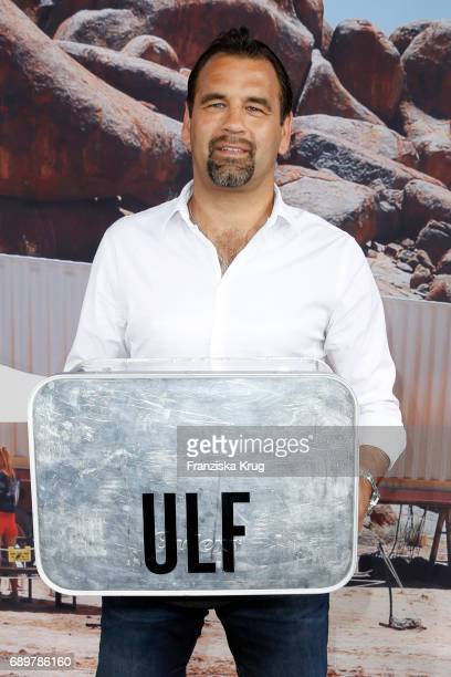 Ulf Kirsten attends the 'Global Gladiators' exclusive preview in Berlin at Astor Film Lounge on May 29 2017 in Berlin Germany
