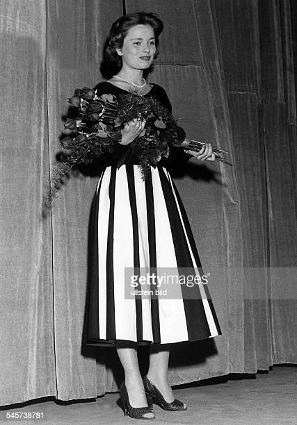 Ulla Jacobsson*Schauspielerin SchwedenPortrait 1960er Jahre