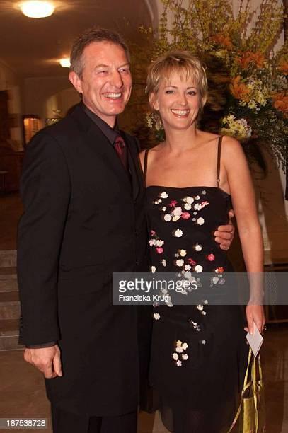 Ulla Kock Am Brink Ehemann Alfred Bremm Bei Spa Award Verleihung In Baden Baden