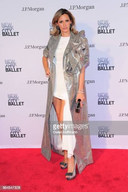Ulla Parker attends New York City Ballet 2018 Spring Gala at David H Koch Theater Lincoln Center on May 3 2018 in New York City