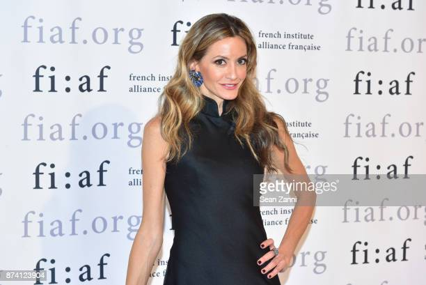 Ulla Parker attends Sidney Toledano and Peter Marino being honored at French Institute Alliance Francaise's Trophee des Arts Gala at The Plaza Hotel...