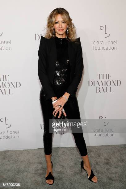 Ulla Parker attends the 3rd Annual Diamond Ball at Cipriani Wall Street on September 14 2017 in New York City