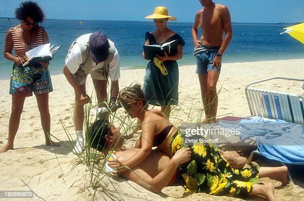 Ulli Philipp Gerd Baltus Dominikanische Republik Karibik Mittelamerika TVSerie Urlaub mal ganz anders Folge 1 Zur Scheidung herzlichen Glückwunsch...